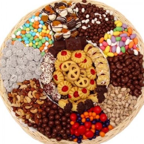shiva nut tray